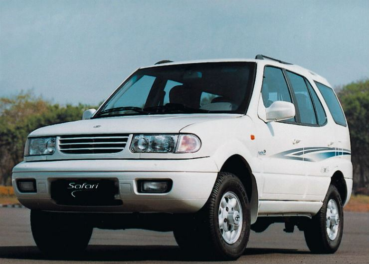 Picture for category SAFARI 2.1L PETROL 2003 TO 2006